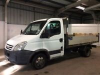 IVECO DAILY 35C12 2.3 MWB Tipper Body 2007 private plate export enquires welcome