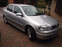Vauxhall Astra 1600 Hatchback Manual Silver, Good Condition for Year, Bargain Price for quick sale