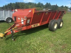 Manure Spreader | Kijiji - Buy, Sell