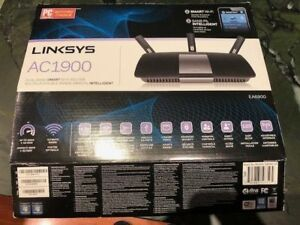 LINKSYS EA 6900 AC1900 Dual Band Smart Wi-fi Router