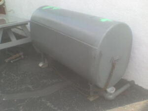 Above Ground Fuel Oil Tank