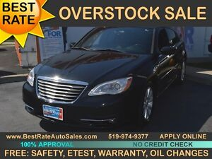 2011 Chrysler 200 Touring can be yours for $51/week