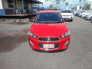 2015 Holden Barina TM MY16 RS Red 6 Speed Sports Automatic Hatchback Winnellie Darwin City Preview