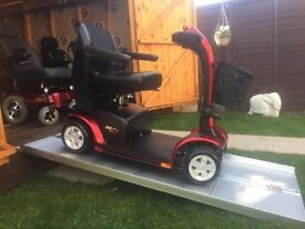 Very Quick Pride Colt 9 Sport Mobility Scooter - Excellent Batteries - Cheap At £375