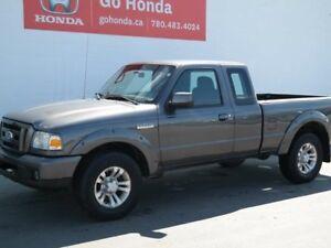 2007 Ford Ranger 4X4