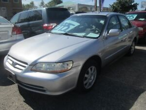 2002 Honda Accord ONLY 113,000 klm's.!