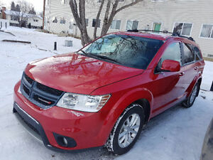2014 Dodge Journey SXT SUV, Crossover, 7 SEATER