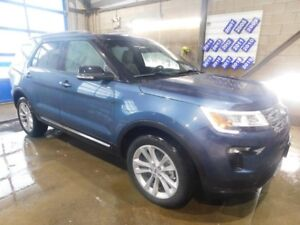 2018 Ford Explorer XLT 4WD LEATHER NAVI SUNROOF