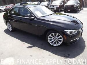 2017 BMW 3 Series 330i xDrive! NAV! MOONROOF! HEATED LEATHER!