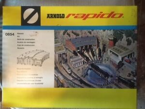 N Scale Roundhouse Kit