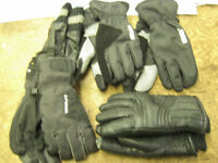 Gore-tex and other Gloves S-XL $20-$50