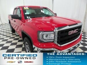 2016 Gmc Sierra 1500 Double Cab 5.3L with Rear Camera