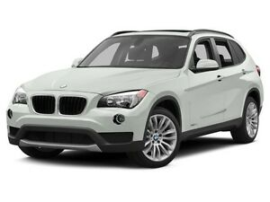 2013 BMW X1 leather Sedan Regina Regina Area image 1