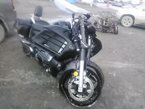 Honda Goldwing 1800 VALKYRIE 2014 PIÈCES PARTING OUT