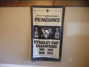 Stanley Cup banners