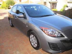2012 Mazda Mazda3 Sedan Claremont Nedlands Area Preview
