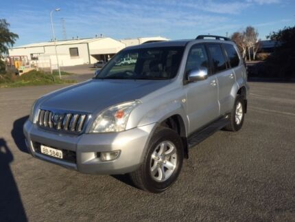 2003 Toyota LandCruiser North Haven Port Adelaide Area Preview