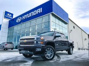 2014 Chevrolet Silverado 1500 1500 High Country Crew Cab Short B