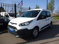 2014 FORD TRANSIT CONNECT 1.6TDCi ( 95PS ) 220 DOUBLE CAN-IN-VAN L1 SWB