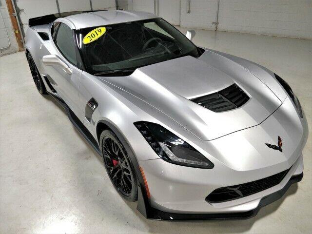 2019 Silver Chevrolet Corvette Z06 2LZ | C7 Corvette Photo 3
