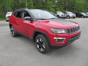 2017 Jeep Compass Trailhawk Leather/Nav-Was $43040-Now $35909