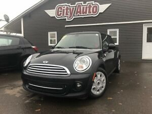 2013 MINI Cooper Cooper  6 Speed Manual   Panoramic Sunroof