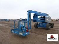 2007 // Genie Z60/34 // Articulated Boom Lift City of Toronto Toronto (GTA) Preview