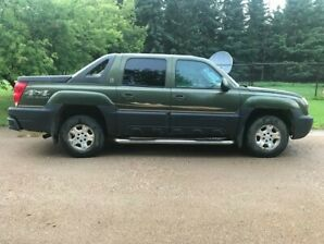 2003 Chevrolet Avalanche 1500 4x4 North Face Edition