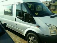 2009 ford transit conversion