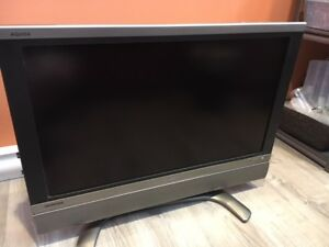 "Sharp Aquos LCD 37"" TV"