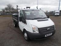 Ford Transit Tipper [One way] One Stop Tdci 100Ps [Drw] Euro 5 DIESEL (2013)