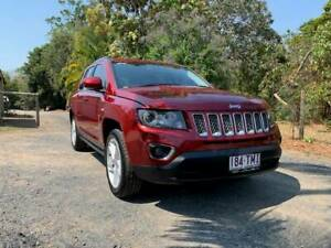 MY14 Jeep Compass Limited 4WD Auto, 6m Rego, RWC & 12 month Warranty Morayfield Caboolture Area Preview