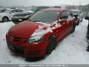 2007 MAZDASPEED3 - RUNS AND DRIVES - PROJECT OR SWAP