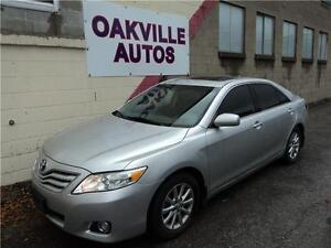 2010 Toyota Camry XLE-LEATHER-SUNROOF-KEYLESS GO