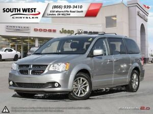 2015 Dodge Grand Caravan | uConnect | Cruise | 17 Wheels | Rear