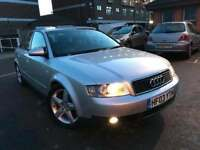 Audi A4 1.8 T Sport 163 4dr 2003 CALL 07479320160