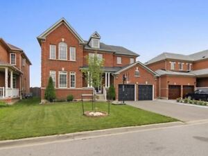 Bright And Clean House At A Ravine Lot In Brampton Ontario!