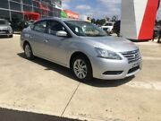 2014 Nissan Pulsar B17 ST Silver 1 Speed Constant Variable Sedan Hoppers Crossing Wyndham Area Preview