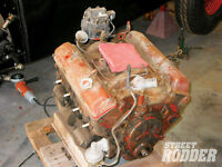 Small block chevy for rebuild