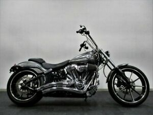 2014 Harley-Davidson Breakout 1700CC Cruiser 1690cc Dandenong South Greater Dandenong Preview