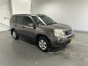 2010 Nissan X-Trail T31 MY10 ST (4x4) Flint Bronze 6 Speed CVT Auto Sequential Wagon Beresfield Newcastle Area Preview