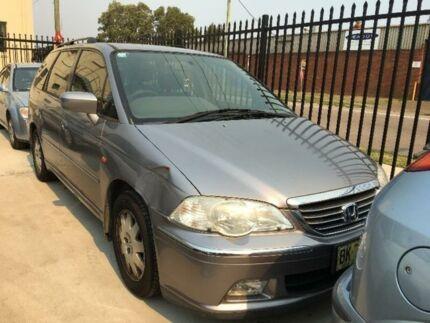 2003 Honda Odyssey 2nd Gen V6-L Grey Automatic Wagon
