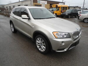 2012 BMW X3 XDRIVE 35I SUV, ONLY $$$$$ 17900
