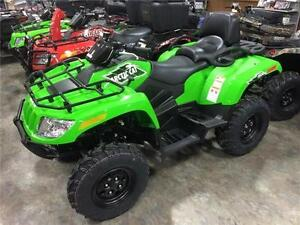 2015 Arctic Cat TRV-500 EFI with 2 Year Warranty! 1 Left!