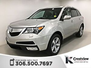 2011 Acura MDX Tech Pkg | Leather | Sunroof | Navigation | DVD