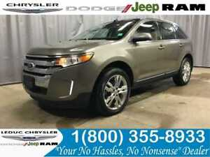 2013 Ford Edge Limited LEATHER NAV SUNROOF SAT RADIO VERY CLEAN