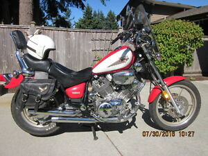Virago 1100, excellent condition, REDUCED