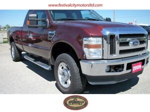 2009 Ford Super Duty F-250 SRW XLT | CERTIFIED