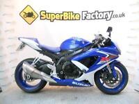 2009 09 SUZUKI GSXR600
