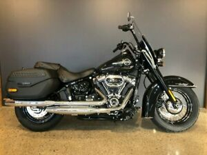 2019 Harley-Davidson FLHCS Heritage CLC S 114 Solid Campbelltown Campbelltown Area Preview
